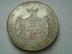 1843-AGERMANY-Lippe-Detmold-Two-Thaler-High-Guality-_57.jpg