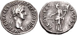 Classical Numismatic Group, LLC Electronic Auction 487 Los 528 klein.jpg