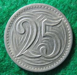1921-1938 Republik, 25 Haleru 1933 (2).JPG