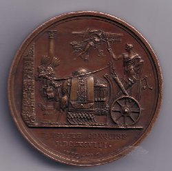 Medaille L`Egypte conquise Lec 8.JPG