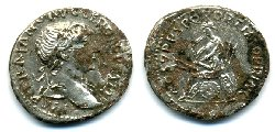 Ancient Counterfeits Trajan Fouree DAC CAP.jpg
