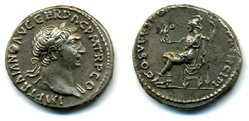 Ancient Counterfeits Trajan Fouree Roma.jpg
