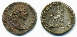 Ancient Counterfeits Trajan Roma RIC 116.jpg